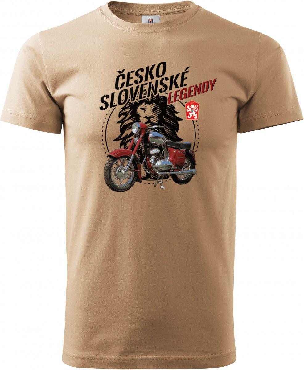 Československé legendy - Jawa 250/353