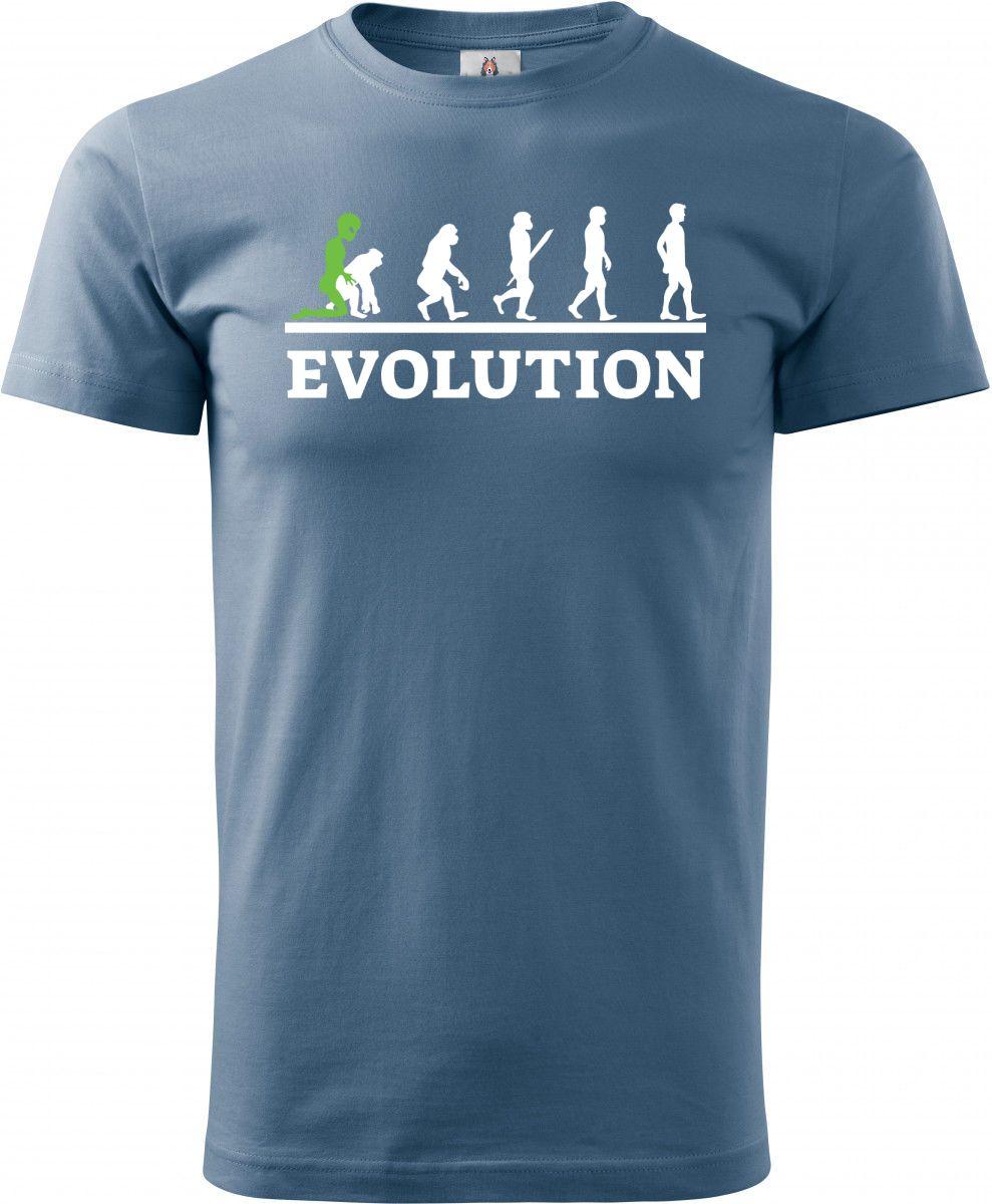 """Evolution """"jak to asi bylo..."""""""