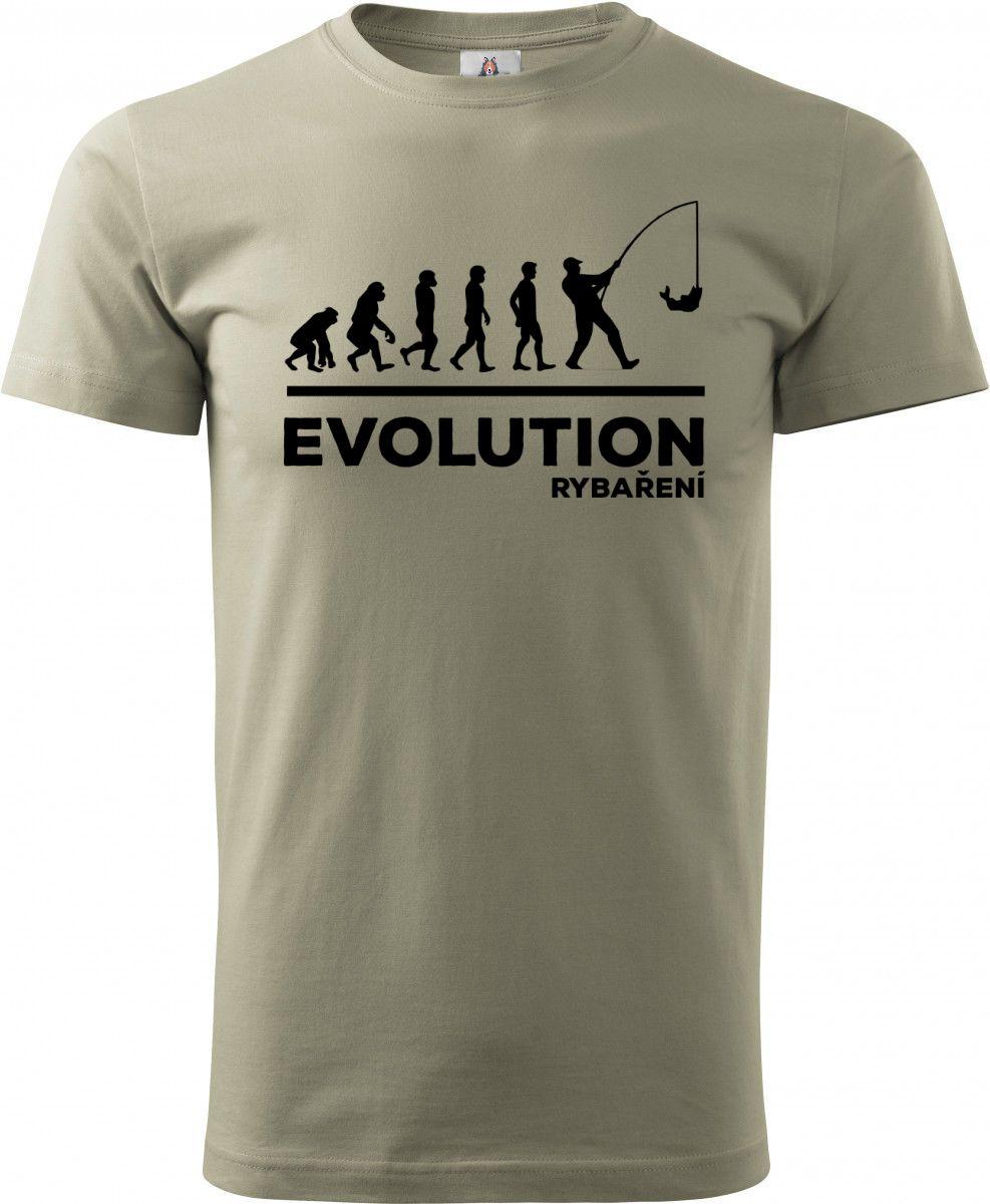 Evolution Rybaření - černé