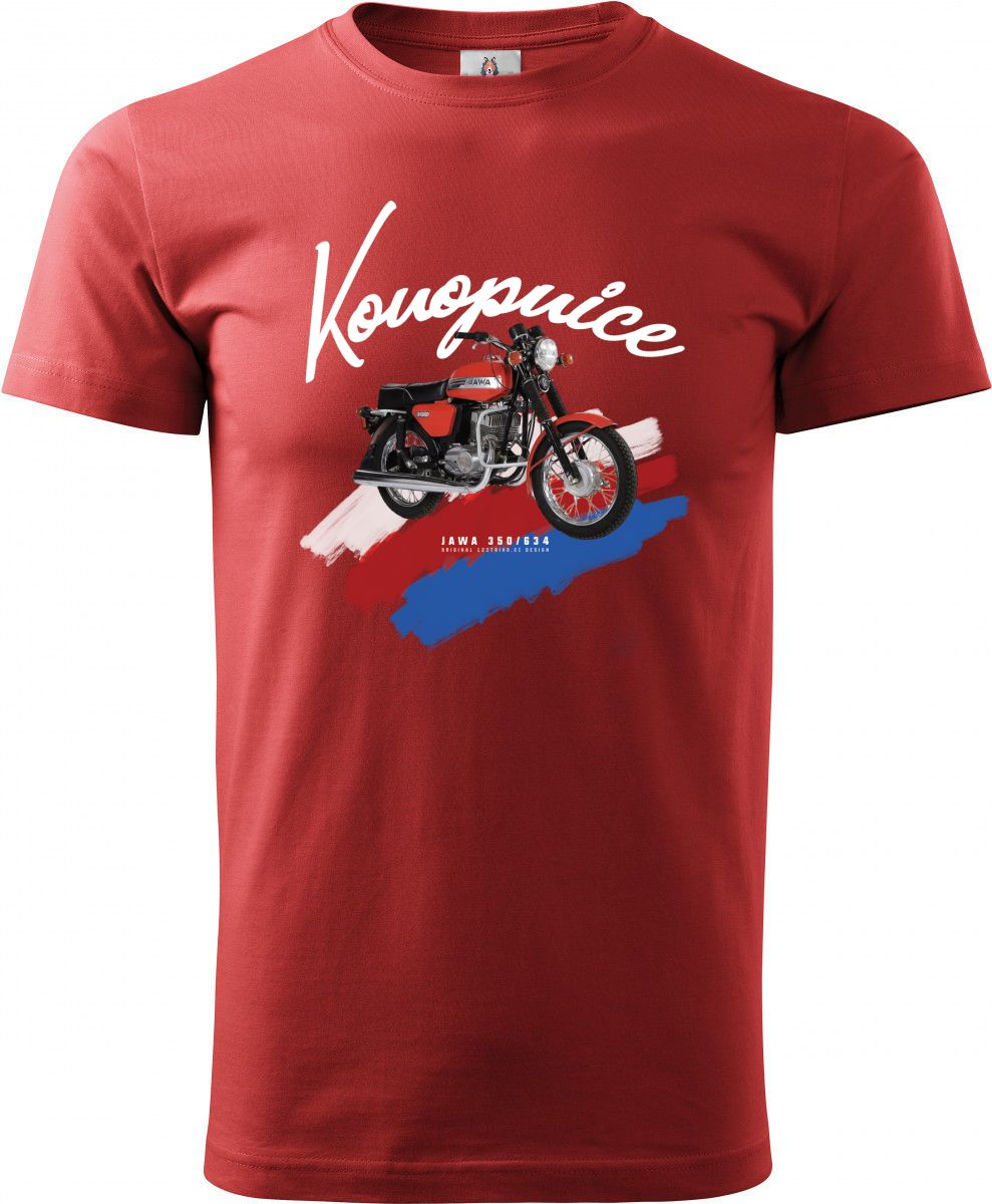 "Jawa 350/634 ""Konopnice"", v3. Retro"