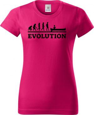 Evolution VODÁK. Černý tisk