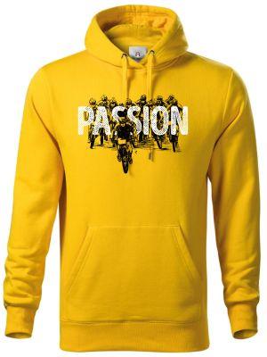 Passion - vášeň pro kolo, cyklista