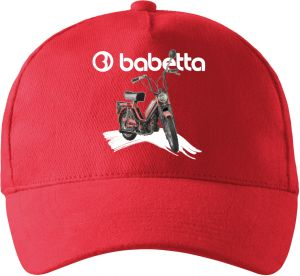 Babetta, logo bílé