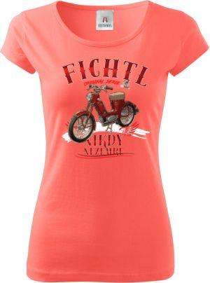 Tričko Fichtl nikdy nezemře, JAWA 550, 555 Pařez