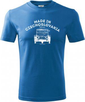 VELOREX, Made in Czechoslovakia, V1