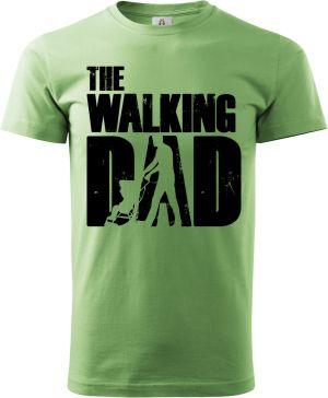 Walking DAD, černý potisk